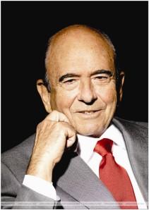 Emilio Botin, Pte Fundacion Botin.